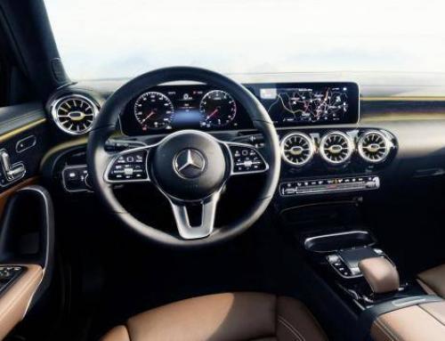 Nieuwe Mercedes-Benz A-klasse krijgt revolutionair dashboard